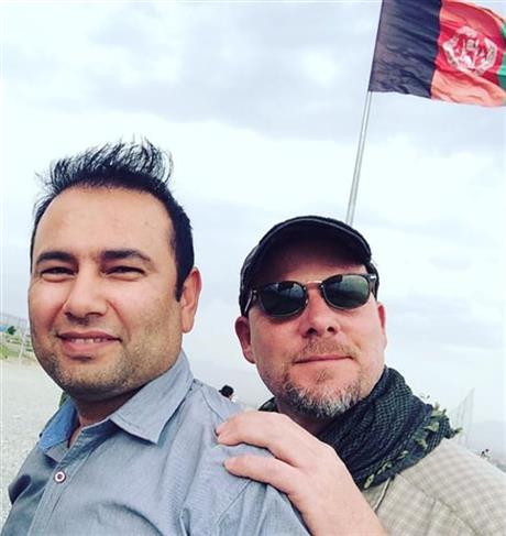 Two NPR journalists killed on assignment in Afghanistan