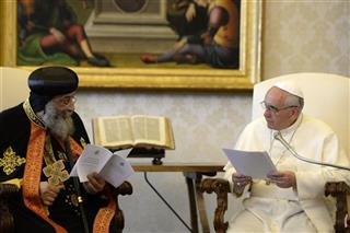 Vatican Egyptian Copts