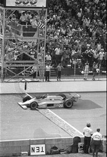 Indy 500 1982 Countdown Race 66 Auto Racing