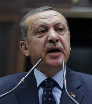 Recep Tayyip Erdogan