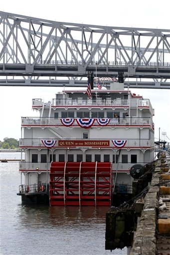 New Riverboat