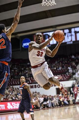 Auburn Alabama Basketball