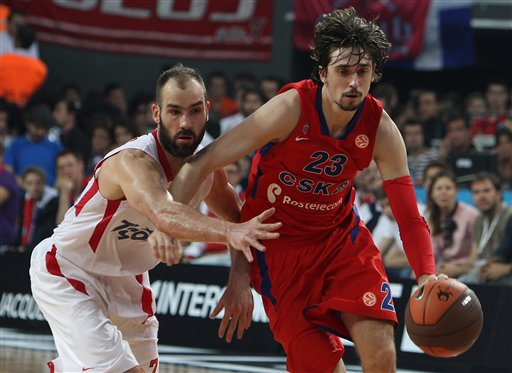 Turkey Basketball Euroleague Final Four