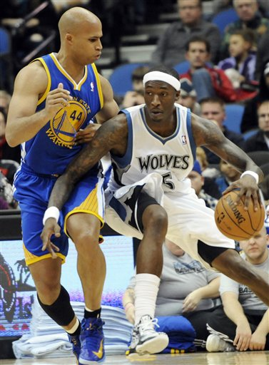 Richard Jefferson, Josh Howard