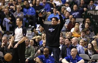Mark Cuban,  Brian Forte