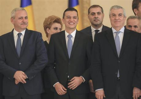 Romania New Government