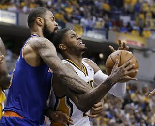 Paul George, Tyson Chandler
