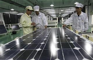 Europe China Solar Tariffs