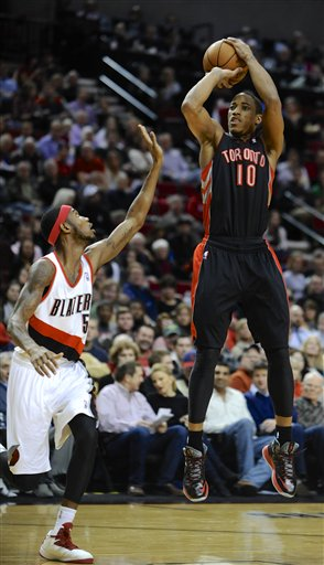 DeMar DeRozan, Will Barton
