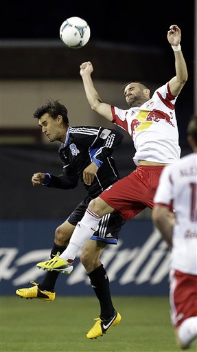Brandan Barklage, Chris Wondolowski