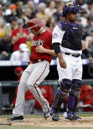 A.J. Pollock, Wilin Rosario