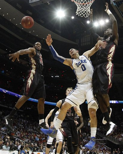 APTOPIX ACC Florida St Duke Basketball