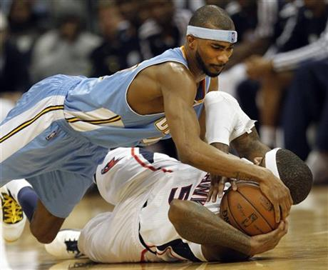 Corey Brewer, Josh Smith