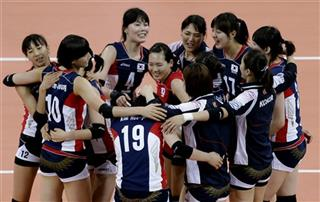 South Korea Women's Volleyball Team