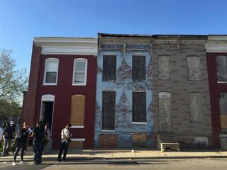 Baltimore Police Death Pushing Ahead