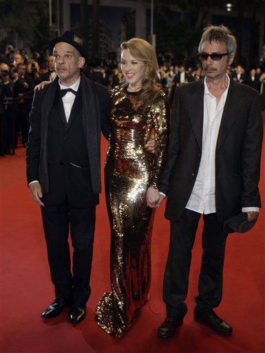 Kylie Minogue, Denis Lavant, Leos Carax