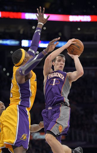 Goran Dragic, Dwight Howard