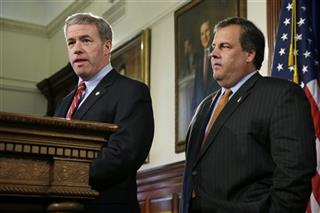 Jeffrey Chiesa, Chris Christie