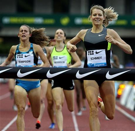 Alice Schmidt, Jenny Simpson