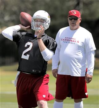 Bruce Arians, Caleb TerBush
