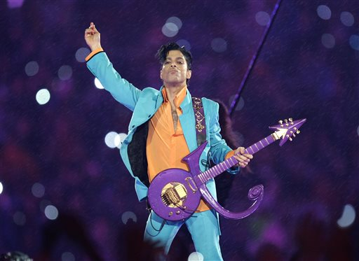 In Prince's songs, an irresistible invitation to party