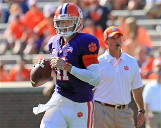 Chad Kelly, Dabo Swinney