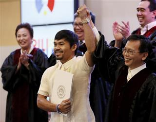 Manny Pacquiao, Christopher Lim