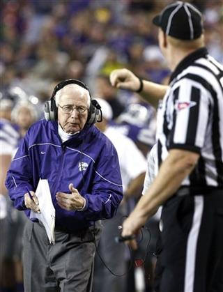 Bill Snyder, Michael Kelley