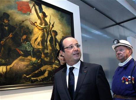 Francois Hollande, Lucien Laurent