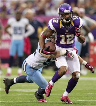 Percy Harvin, Colin McCarthy