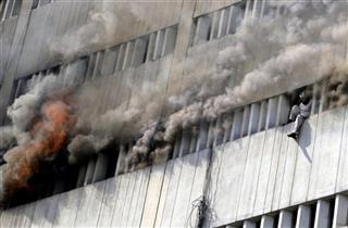 Pakistan Building Fire