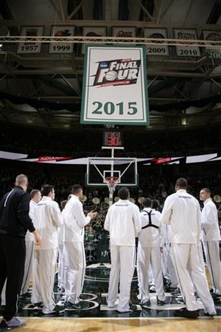Michigan St Madness Basketball