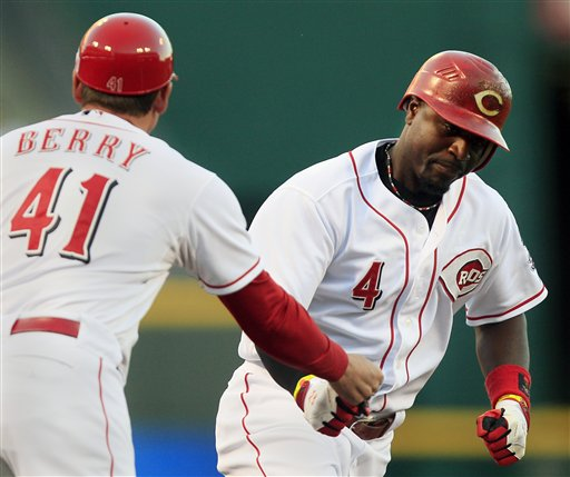 Brandon Phillips, Mark Berry