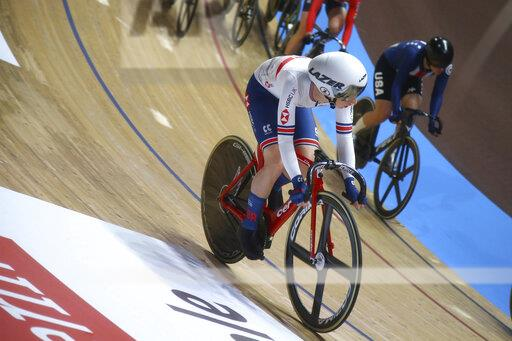 UCI Cycling Track World Championships