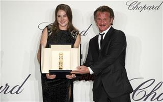 Shailene Woodley, Sean Penn