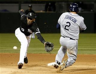 Alexei Ramirez, Kelly Johnson