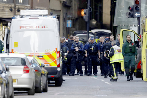 58c965c4991f5e The Latest  Death toll in London attack increases to 7