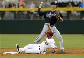 Andrelton Simmons, Martin Prado