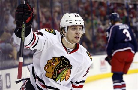 Age-old Question: Is Panarin Too Old To Be NHL's Top Rookie?