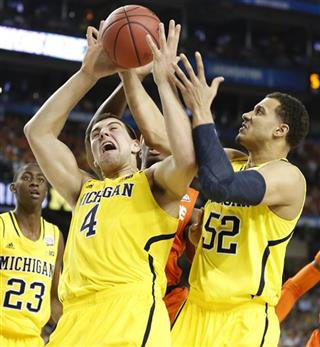 Mitch McGary, Jordan Morgan