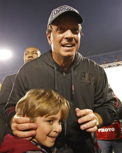 Jimbo Fisher, Ethan Fisher