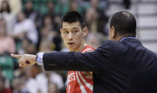 Kelvin Sampson, Jeremy Lin