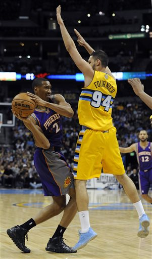 Wesley Johnson, Evan Fournier