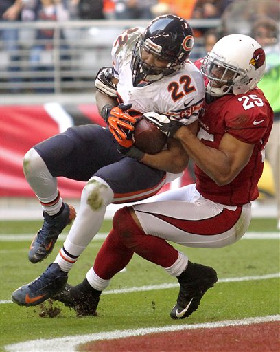 Matt Forte, Kerry Rhodes