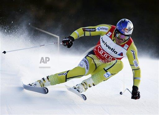 Switzerland Alpine Skiing World Cup Finals