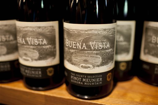 Buena Vista Winery Restoration
