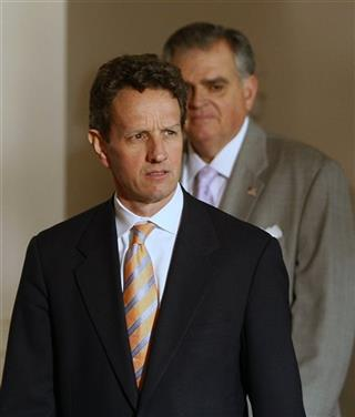 Timothy Geithner, Ray LaHood