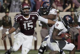 Myles Garrett, Jared Johnson