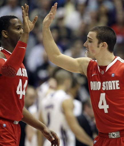 Aaron Craft, William Buford