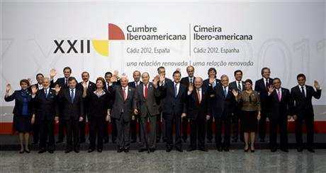 Spain Iberoamerican Summit